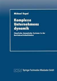 Komplexe Unternehmensdynamik