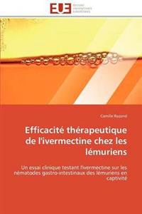 Efficacit� Th�rapeutique de l''ivermectine Chez Les L�muriens