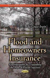 Flood and Homeowners Insurance