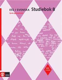 Ess i svenska. Studiebok 8