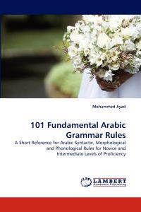 101 Fundamental Arabic Grammar Rules