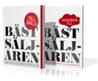 Ett måste-paket för varje säljledare! Bokpaket med Bästsäljaren o handboken om avstamp, inspiration, försäljning, motivation, lust, nöjda kunder, nya kunder...
