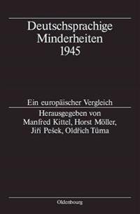Deutschsprachige Minderheiten 1945