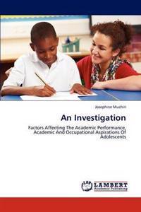 An Investigation