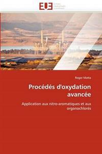 Procedes D'Oxydation Avancee