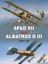 SPAD VII vs Albatros D III 1917-18
