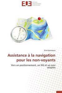 Assistance � La Navigation Pour Les Non-Voyants