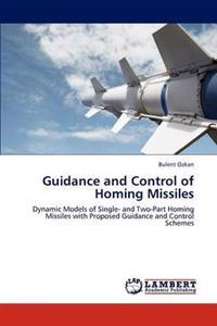 Guidance and Control of Homing Missiles