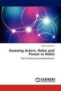 Assesing Actors, Roles and Power in Ngos
