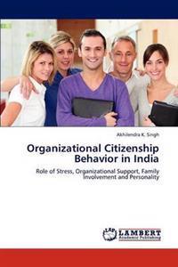 Organizational Citizenship Behavior in India