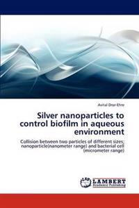 Silver Nanoparticles to Control Biofilm in Aqueous Environment