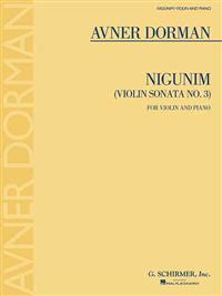 Nigunim - Violin Sonata No. 3