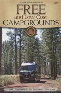 Camping America's Guide to Free and Low-Cost Campgrounds