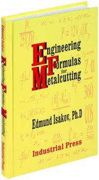 Engineering Formulas for Metalcutting