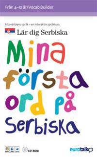 Mina första ord Serbiska