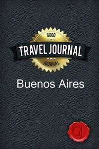 Travel Journal Buenos Aires