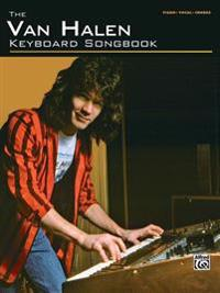 The Van Halen Keyboard Songbook: Piano/Vocal/Chords