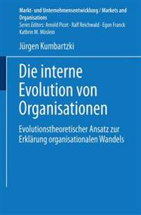 Die Interne Evolution Von Organisationen