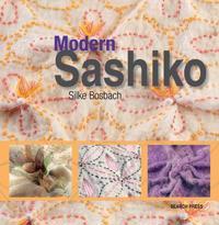 Modern sashiko - beautiful embroidery combining the modern with the traditi