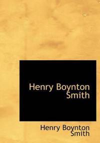 Henry Boynton Smith