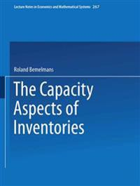 The Capacity Aspect of Inventories