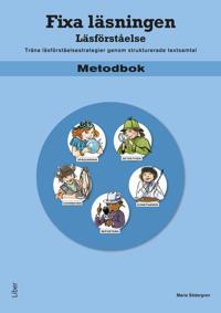 Fixa läsningen Läsförståelse Metodboken