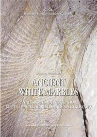 Ancient White Marbles: Analysis and Identification by Paramagnetic Resonance Spectroscopy