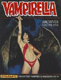 Vampirella Archives 5