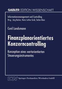 Finanzplanorientiertes Konzerncontrolling