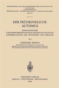 Der Fr�hkindliche Autismus