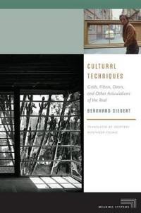 Cultural Techniques
