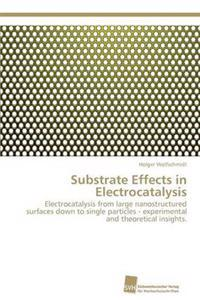 Substrate Effects in Electrocatalysis