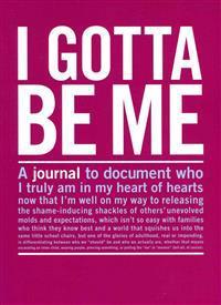 Knock Knock I Gotta be Me Inner-Truth Journal
