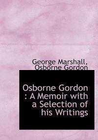 Osborne Gordon