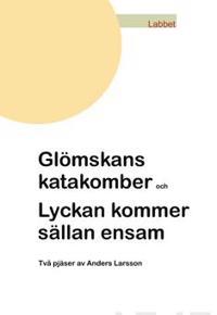 Glömskans katakomber/Lyckan kommer sällan ensam - Anders Larsson pdf epub