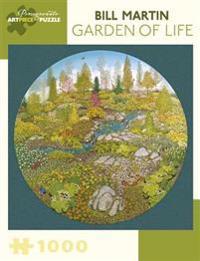 Bill Martin Garden of Life 1000-Piece Jigsaw Puzzle   Aa810