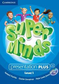 Super Minds Level 1 Presentation Plus