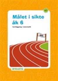 Målet i sikte åk 6 - kartläggning i matematik