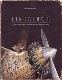 Lindbergh : en äventyrlig berättelse om en flygande mus