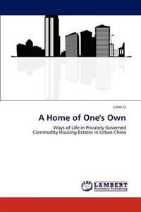 A Home of One's Own