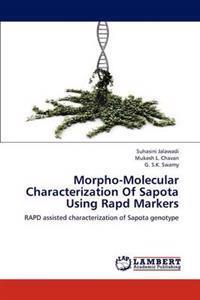 Morpho-Molecular Characterization of Sapota Using Rapd Markers