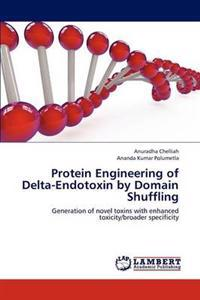 Protein Engineering of Delta-Endotoxin by Domain Shuffling