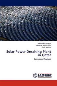 Solar Power Desalting Plant in Qatar