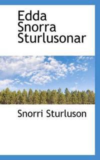Edda Snorra Sturlusonar - Snorri Sturluson | Inprintwriters.org