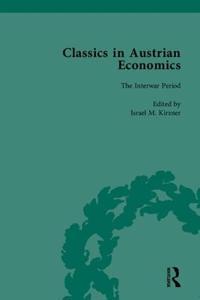Classics in Austrian Economics