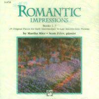 Romantic Impressions: Books 1-3