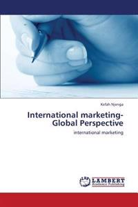 International Marketing- Global Perspective