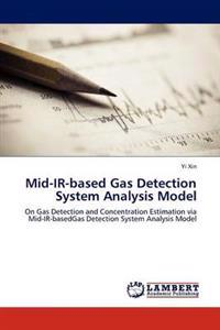 Mid-IR-Based Gas Detection System Analysis Model