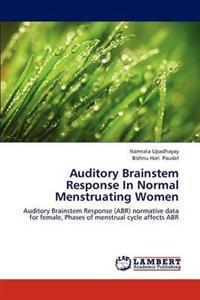Auditory Brainstem Response in Normal Menstruating Women