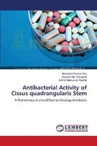 Antibacterial Activity of Cissus Quadrangularis Stem